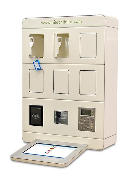 eWelcome 24/ Lite Plus - Consegna automatica chiavi