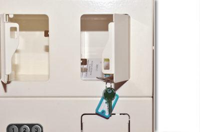 eKey24 - Dettaglio cassetto