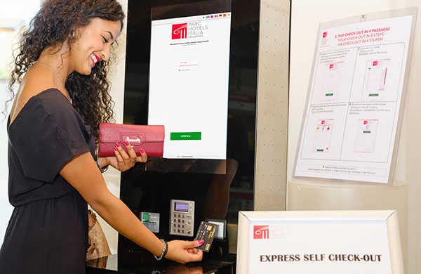 "Case History – Parc Hotel Paradiso & Golf Resort – eWelcome24 ""Express Self Check-Out & Ticket"""